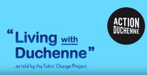 Living with Duchenne